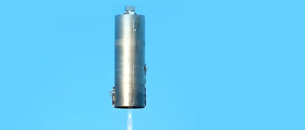 Das Starship von SpaceX hat seinen ersten Flug bestanden