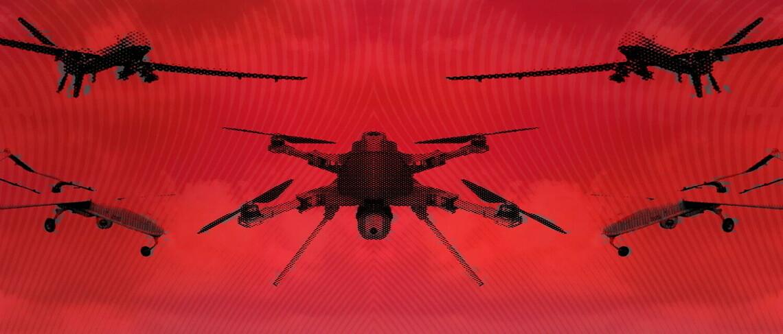 Drohnen im Militäreinsatz