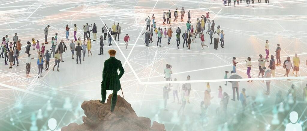 Staatenlos an die Macht: Leben wir bald selbstbestimmt in digitalen Ländern?