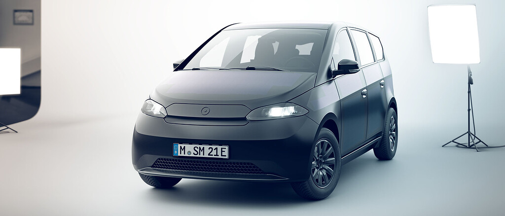Will das Solar-Auto-Start-up Sono Motors an die Börse?