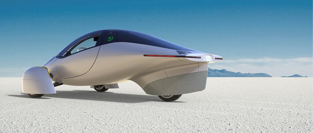 Acht Elektroautos, die zeigen, dass es auch anders geht