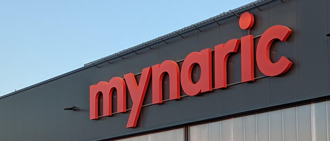 Die Mynaric-Produktionshalle bei München.
