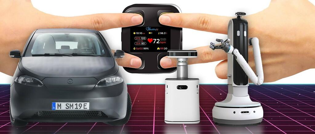 Tech-Neuheiten von der CES, die mehr sind als nette Gadgets