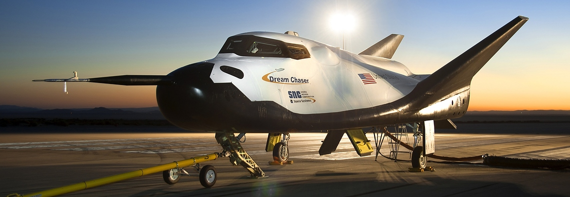 Dream Chaser ©NASA
