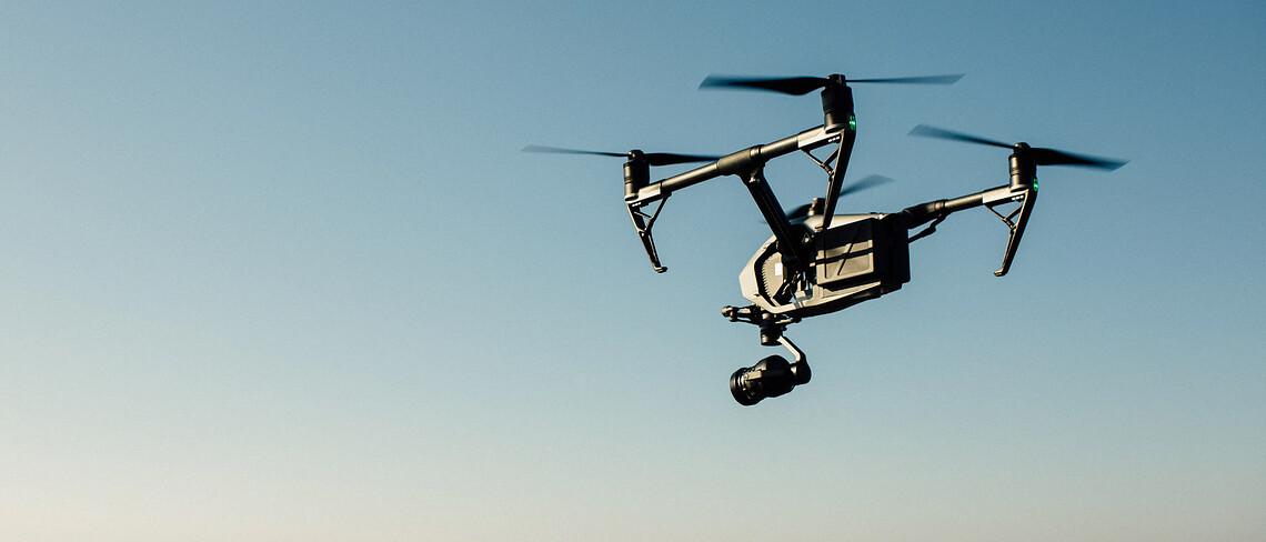 Mysteriöse Drohnen machten die USA unsicher