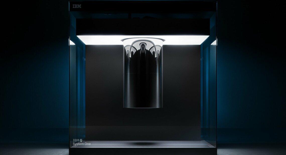 Quantencomputer ©IBM