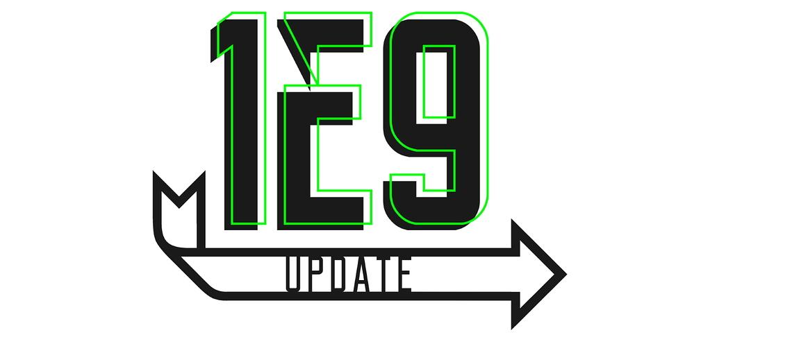 1E9 Update Visual