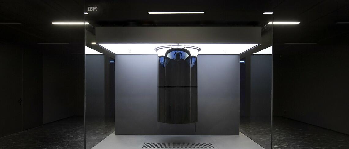IBM Quantum System One Ehningen