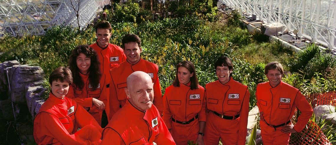 Biosphere-2-Team ©NEON