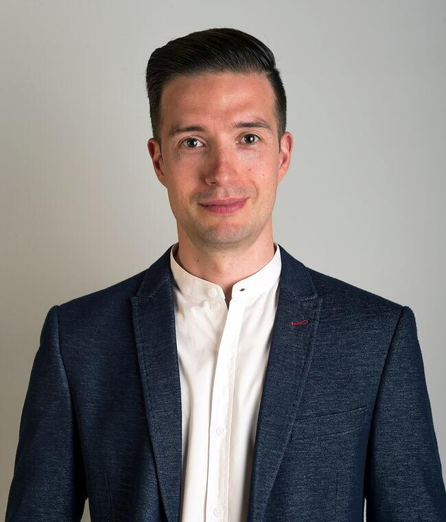 Jan Breitinger von der Bertelsmann Stiftung