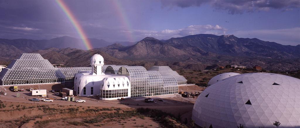 Biosphere 2 Das Menschenexperiment Unter Glas Magazin 1e9