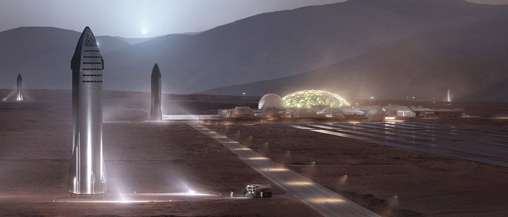 Elon Musk glaubt, dass sein Starship auch die Venus und den Kuipergürtel erreichen kann