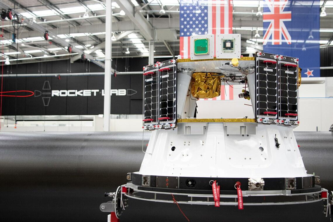 Rocket Lab Photon Pathstone