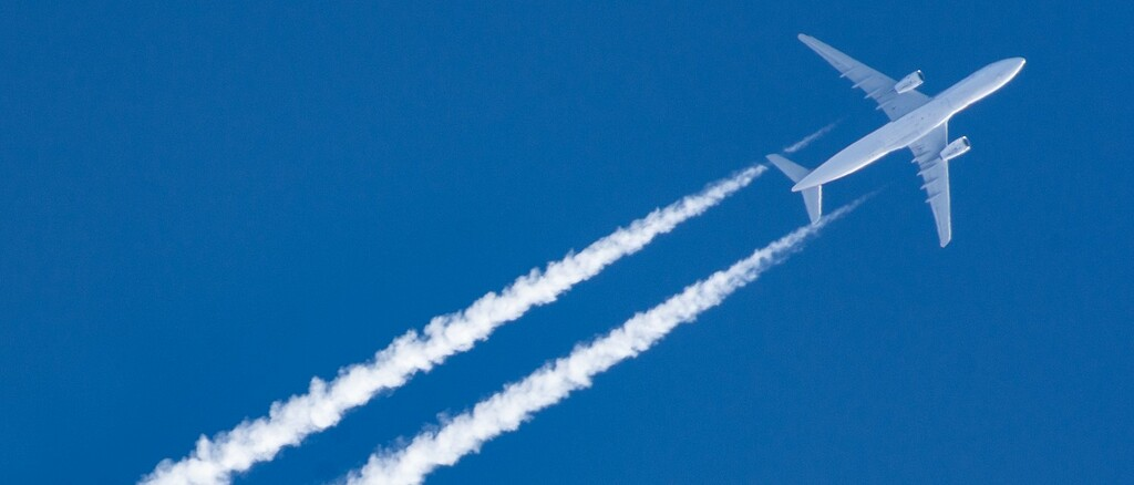Flugzeugtreibstoff aus Essensresten soll klimafreundlicher sein als Kerosin
