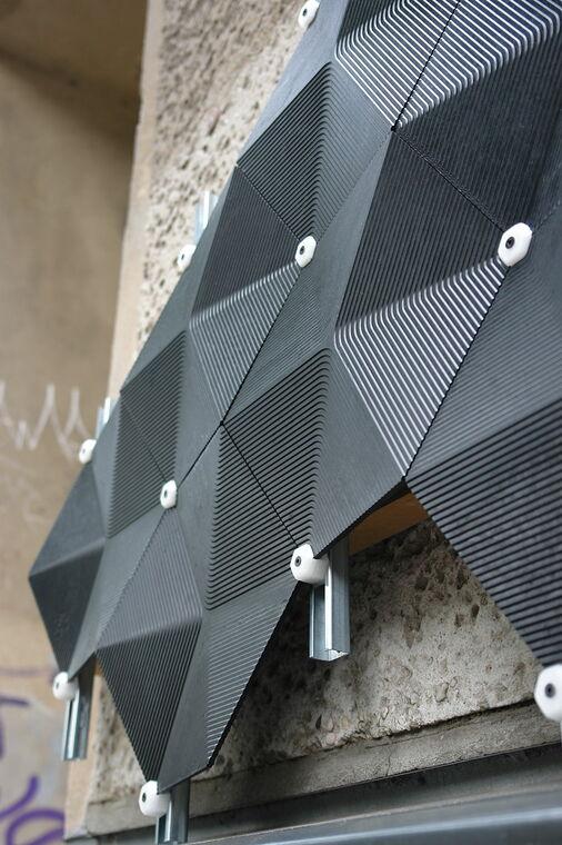 Made of Air Fassade