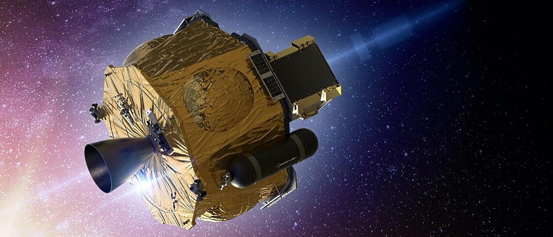 So könnte die erste Weltraumfabrik von Varda Space Industries aussehen