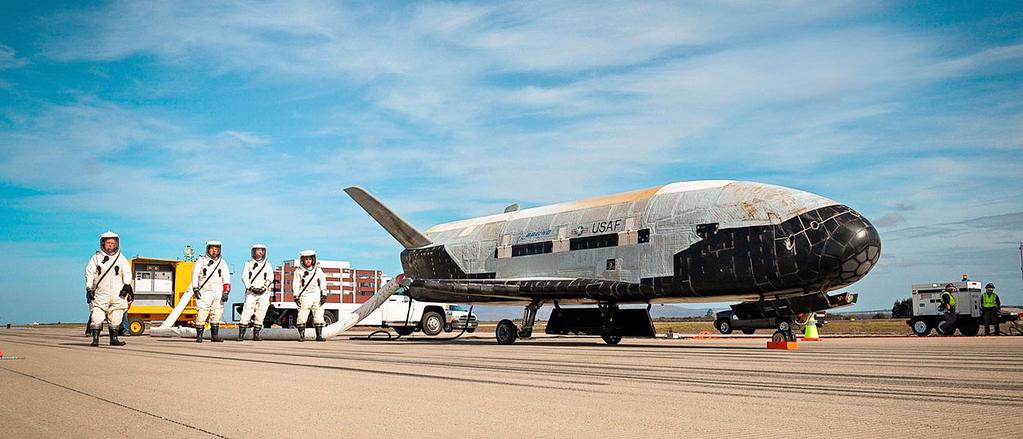 """China will 2025 ein eigenes """"Space Shuttle"""" im Einsatz haben"""