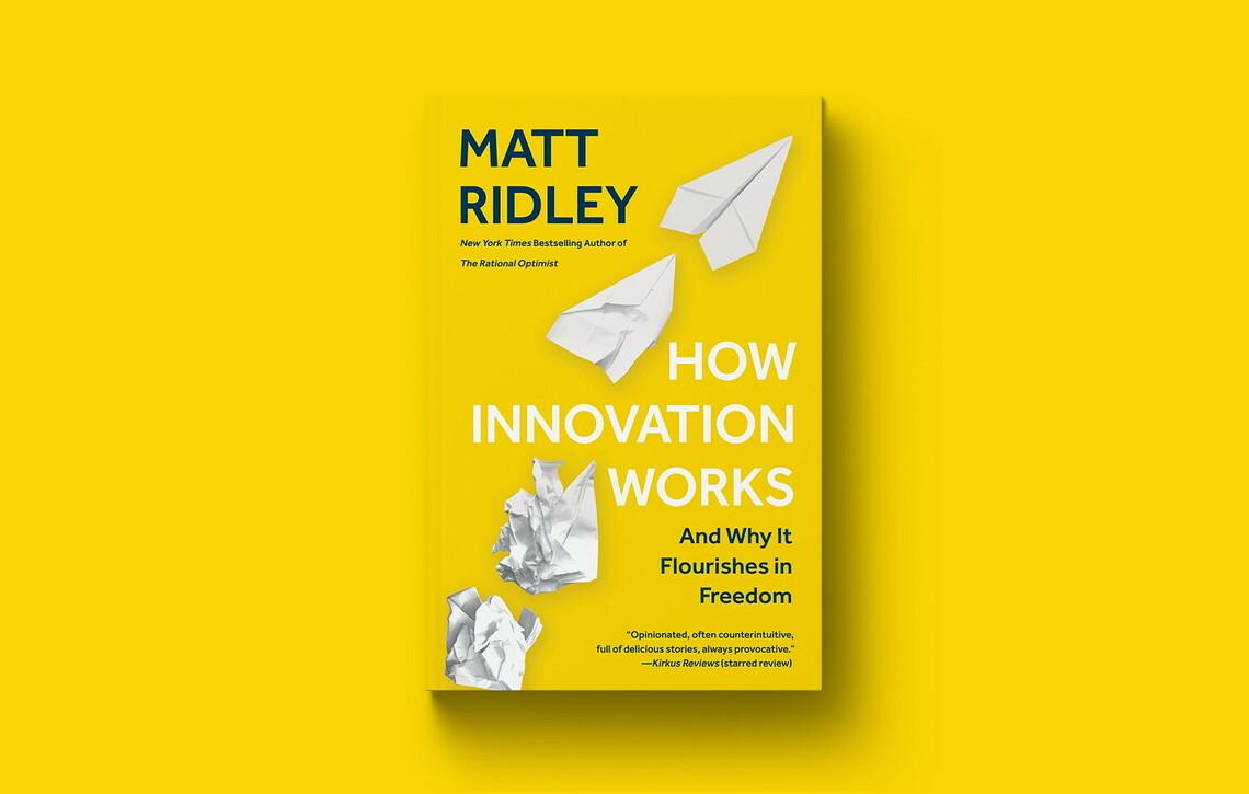 """""""How Innovation Works"""", das neueste Buch von Matt Ridley"""