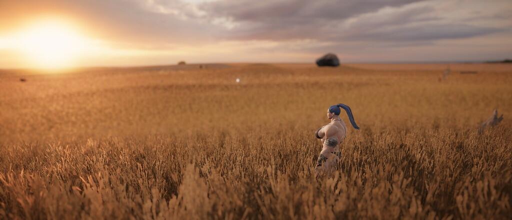 The Avatar is Present: Computerspiele als Kunst, Kunst in Computerspielen