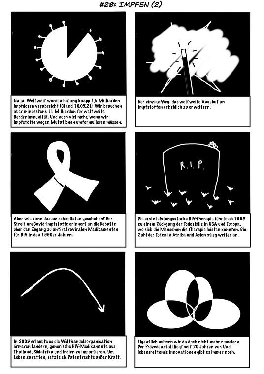 Corona Scribbles Folge 29 Seite 2