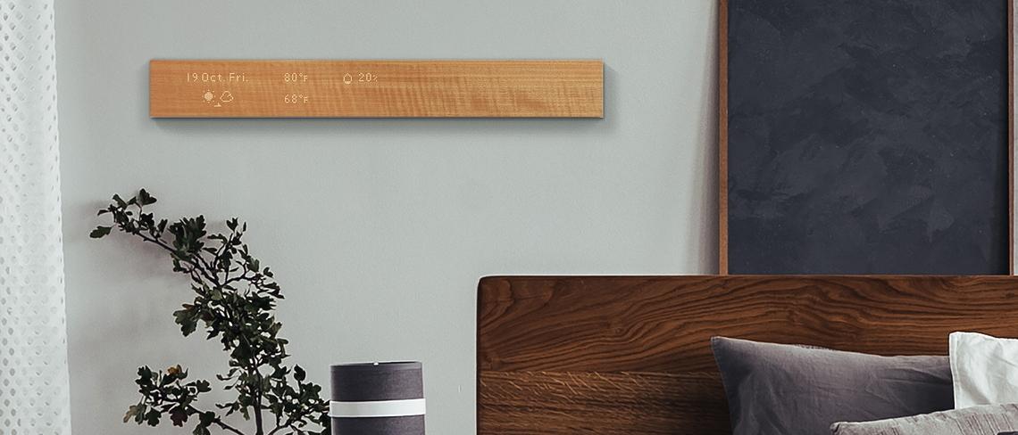 Mui Smart Wood Titel