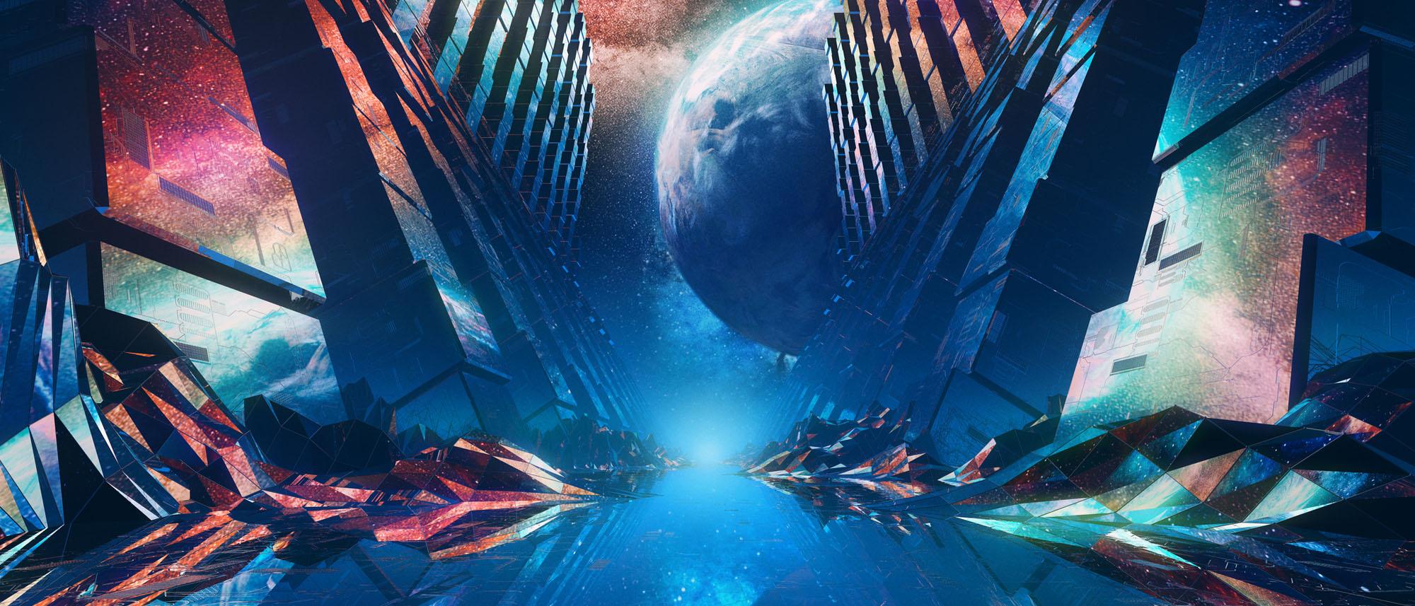 Das Metaversum kommt Wie Entwickler digitale Parallelwelten ...