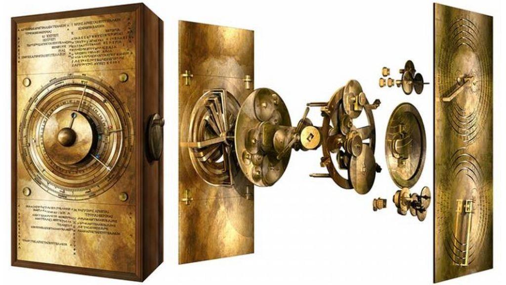 Der älteste Computer der Welt aus dem antiken Griechenland