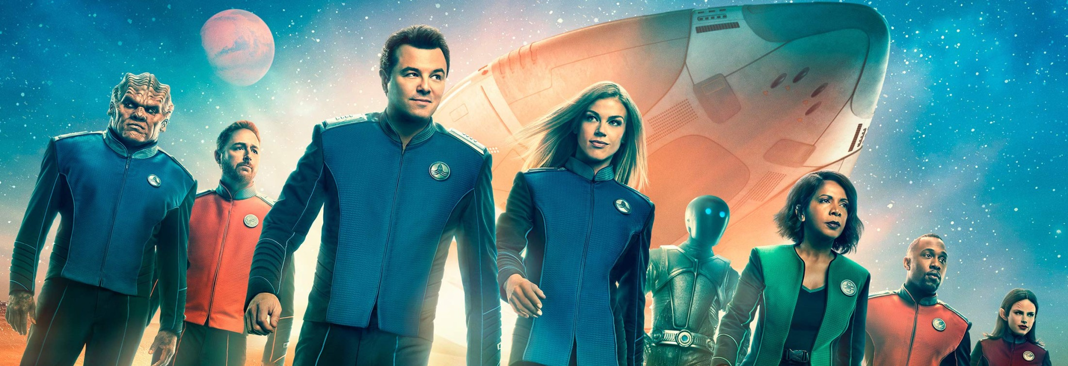 TheOrville ©Fox Television