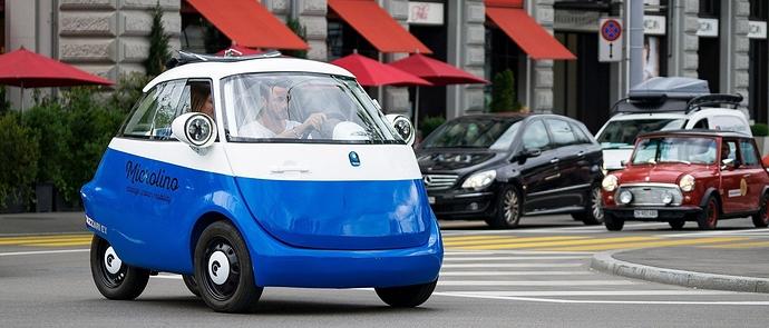 Klein, günstig und gut für die Umwelt: Die Mini-Elektroautos kommen