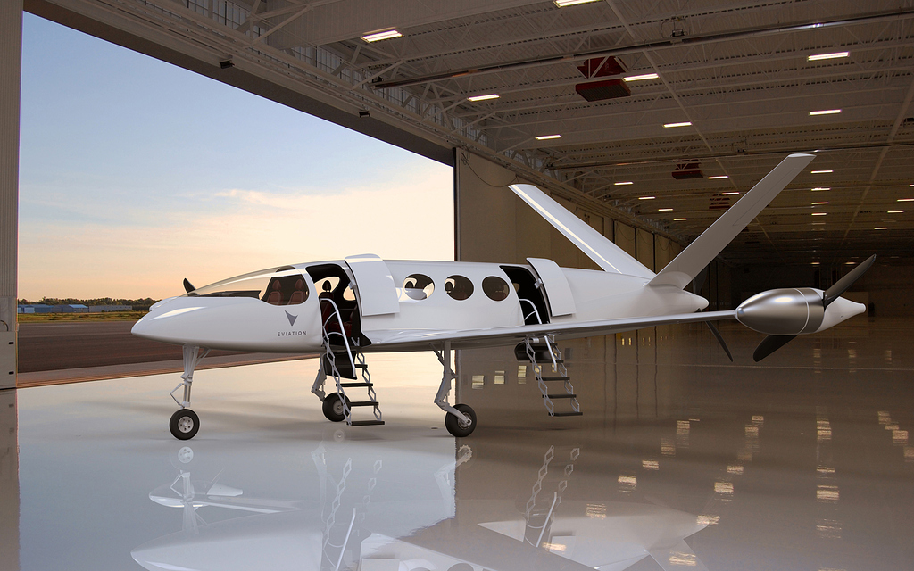 Wer bringt das erste Elektroflugzeug – und wird zum Tesla der Luftfahrt?