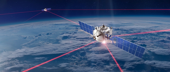 Satellitenkonstellation