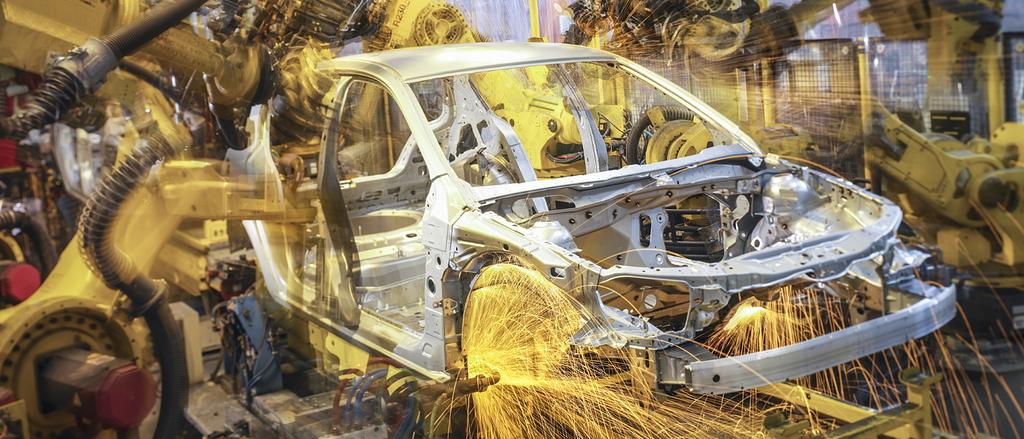 Roboterautos und die große Frage der Autoindustrie: Wer bin ich eigentlich?