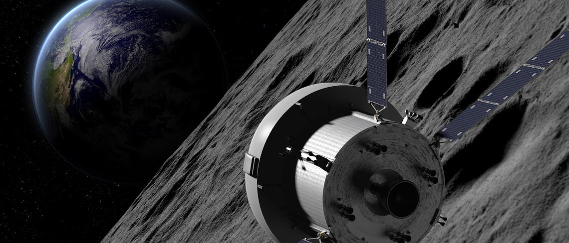 Die Rückkehr zum Mond wird die NASA 35 Milliarden US-Dollar kosten