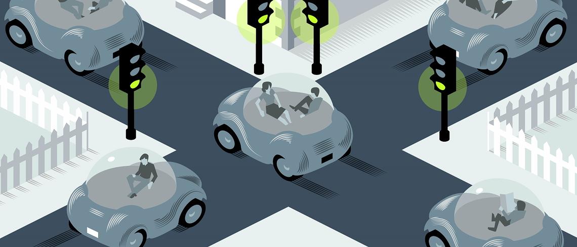 Selbstfahrende Autos: Die Zeit des Träumens ist vorbei, jetzt wird's kompliziert