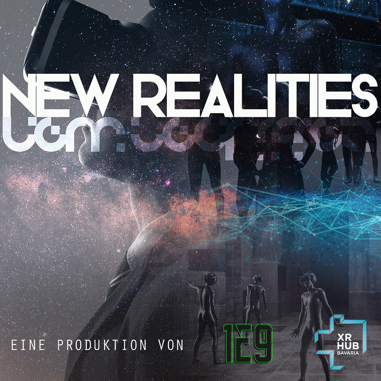 New Realities Podcast Visual