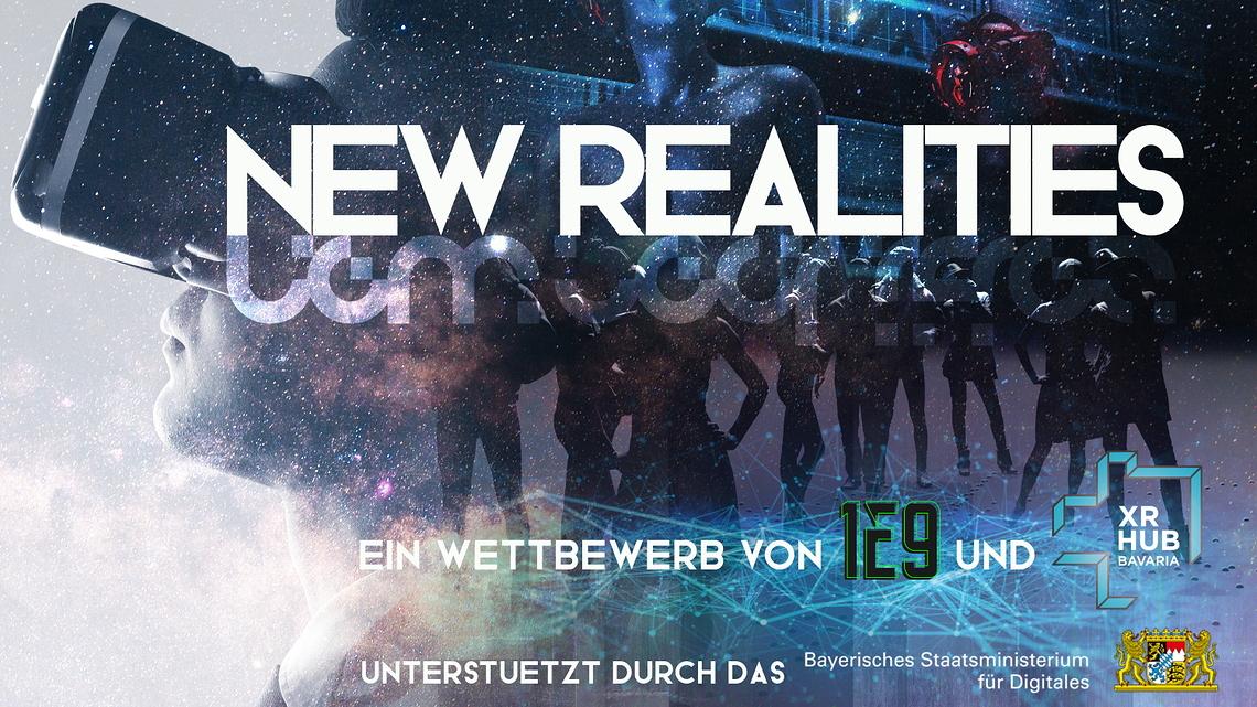 New Realities Visual 16zu9