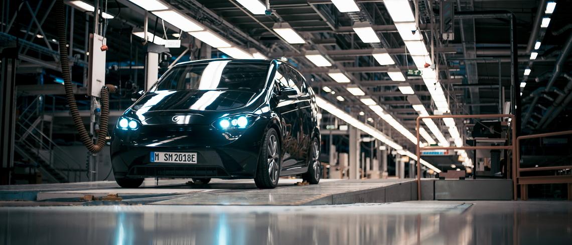 Ohne 50 Millionen Euro von der Community, droht dem Solarauto Sion das Aus