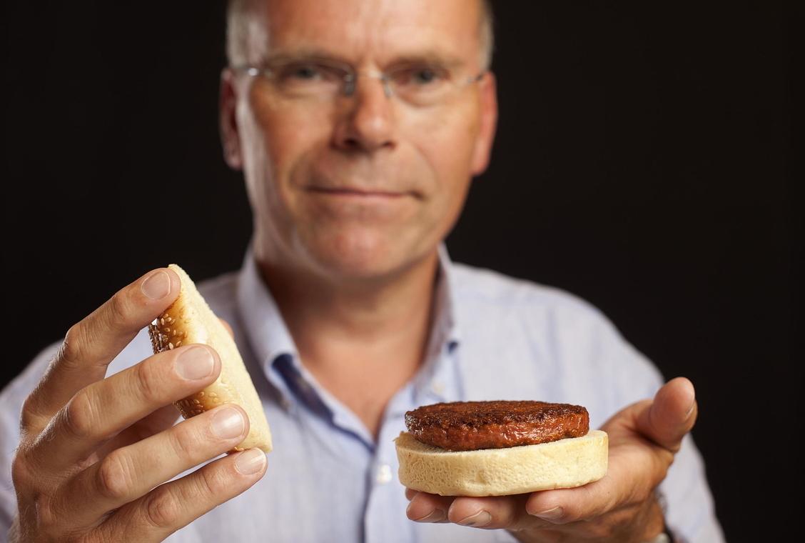 Mark  Post First Hamburger