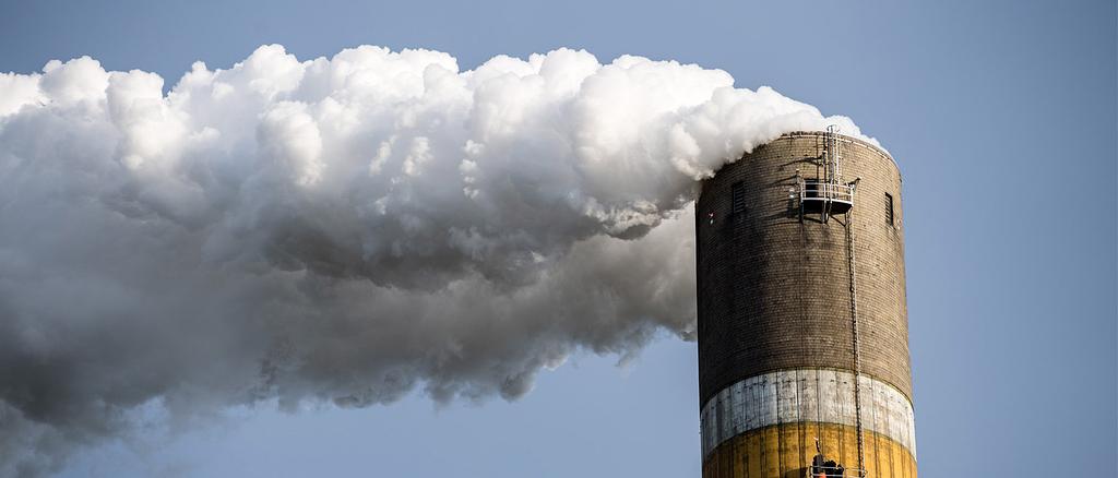 Der Corona-Shutdown hat für einen Einbruch der CO2-Emissionen gesorgt