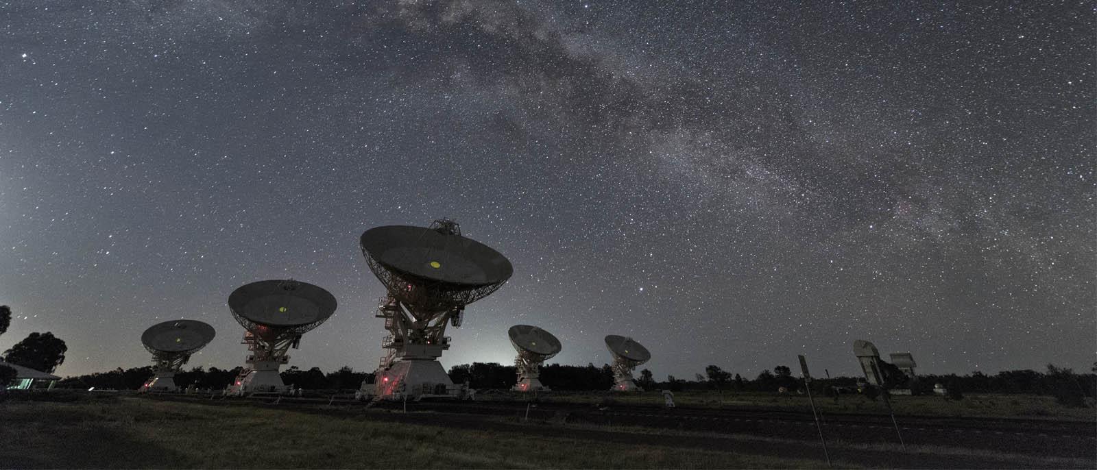 In einem neuen Datensatz kann jetzt jeder nach Signalen von Aliens suchen