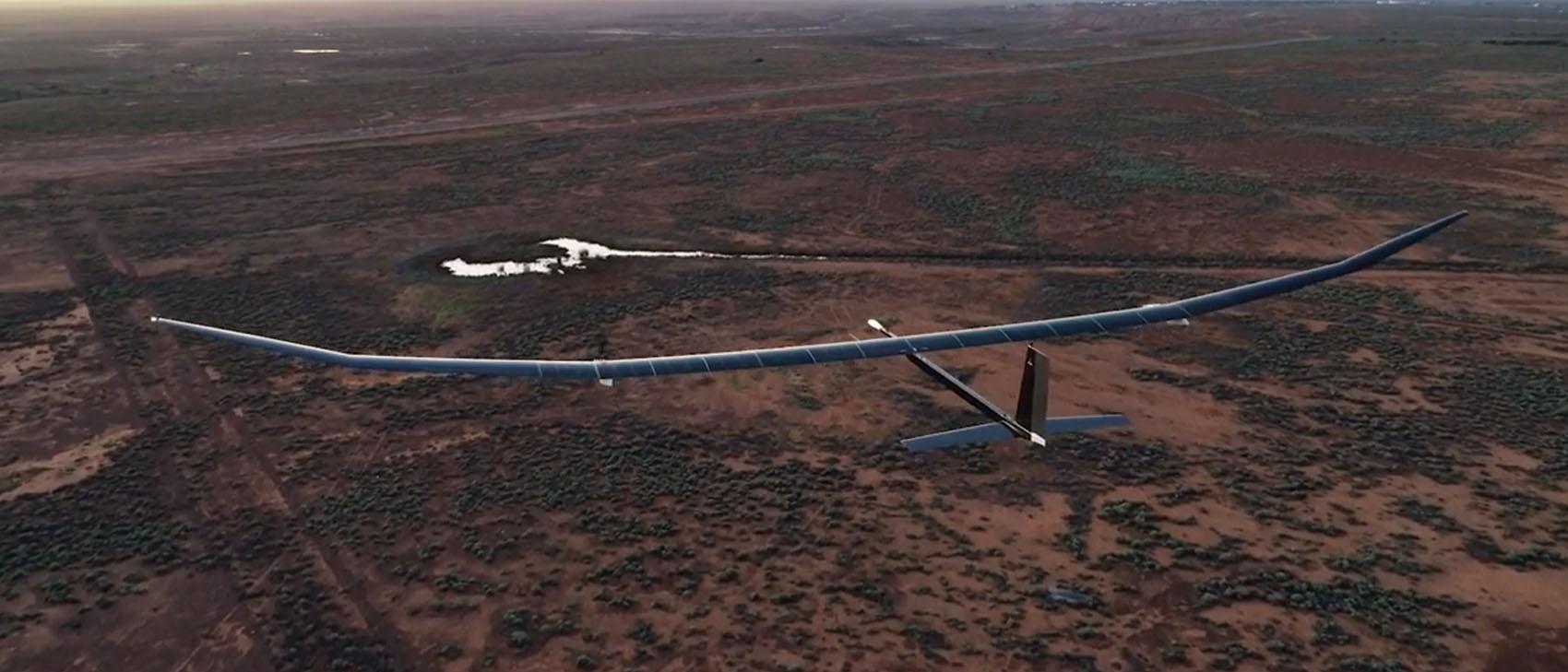 Dieses Solarflugzeug kann ein Jahr lang in der Luft bleiben