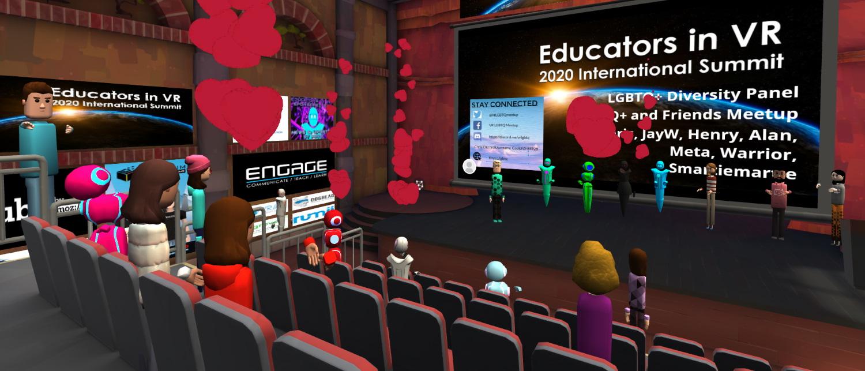 Educators in VR