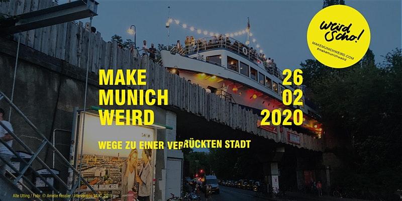 MakeMunichWeird