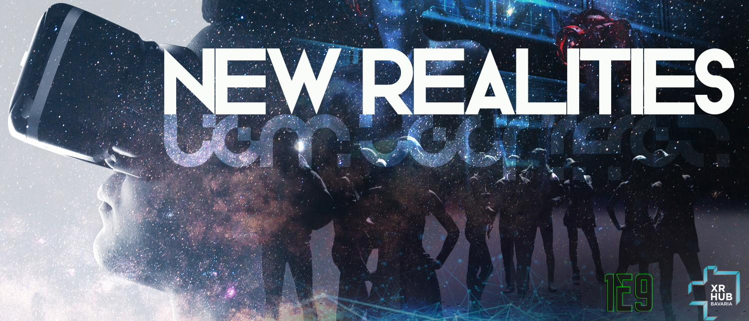 New Realities Podcast Magazin
