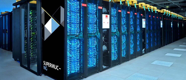 Supercomputer können uns im Krisenfall helfen – wir sollten sie deshalb auch einsetzen